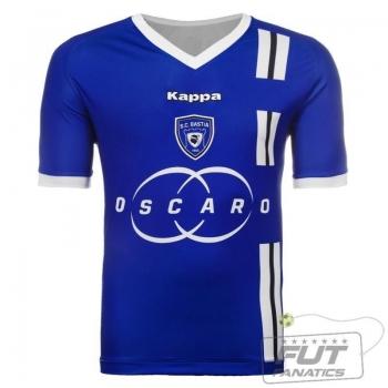 Camisa Kappa Bastia Home 2013