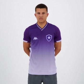 Camisa Kappa Botafogo Goleiro I 2019