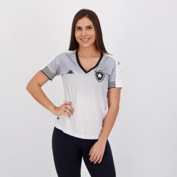 Camisa Kappa Botafogo Goleiro I 2021 Feminina