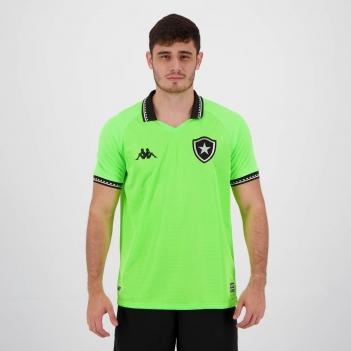 Camisa Kappa Botafogo Goleiro II 2021