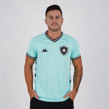 Camisa Kappa Botafogo Goleiro III 2019