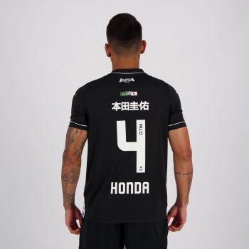 Camisa Kappa Botafogo II 2019 4 Honda Especial
