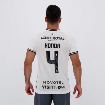 Camisa Kappa Botafogo III 2019 4 Honda com Patrocínio