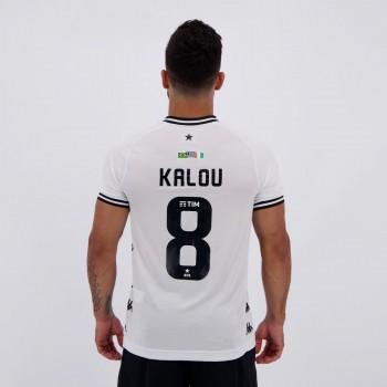 Camisa Kappa Botafogo III 2019 8 Kalou Especial