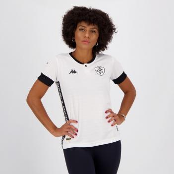 Camisa Kappa Botafogo III 2021 Feminina