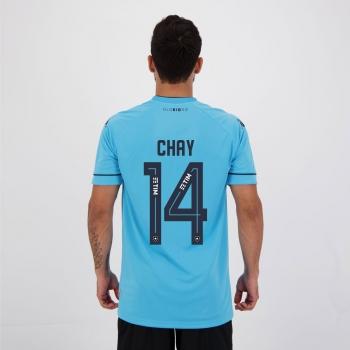Camisa Kappa Botafogo IV 2021 14 Chay