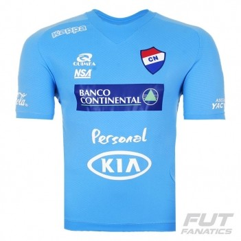 Camisa Kappa Club Nacional Away 2015