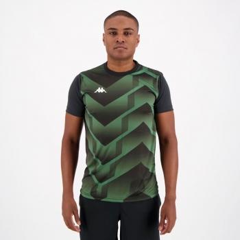 Camisa Kappa Clubber Verde