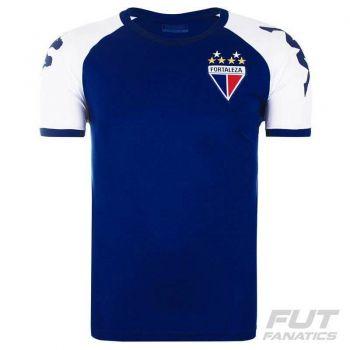 Camisa Kappa Fortaleza Concentração Marinho