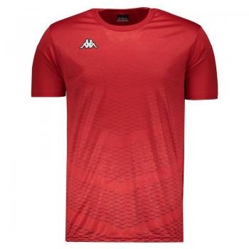 Camisa Kappa Giorgio Vermelha