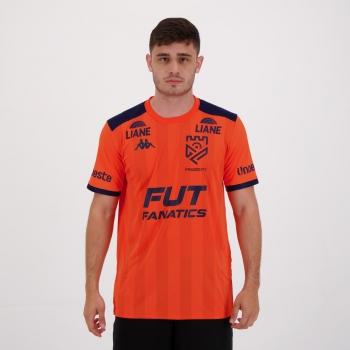 Camisa Kappa Grêmio Prudente Goleiro 2021