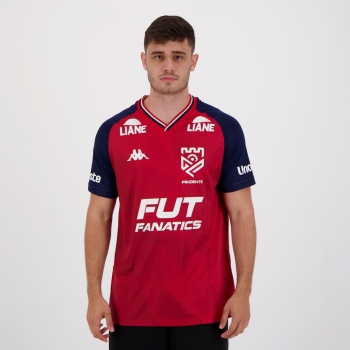 Camisa Kappa Grêmio Prudente I 2021