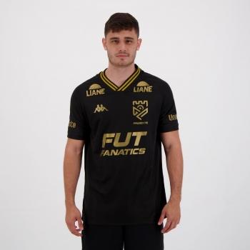 Camisa Kappa Grêmio Prudente III 2021