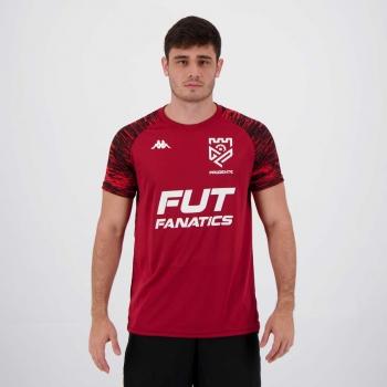 Camisa Kappa Grêmio Prudente Treino 2021