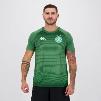 Camisa Kappa Guarani Concentração 2021