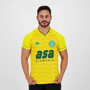 Camisa Kappa Guarani Goleiro II 2021