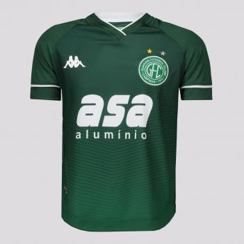 Camisa Kappa Guarani I 2021 Infantil