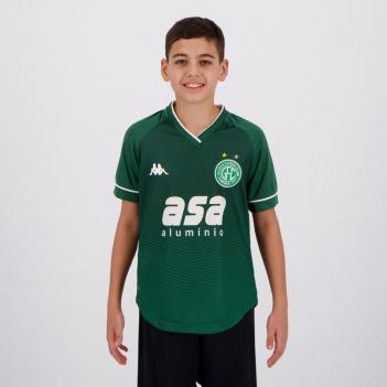 Camisa Kappa Guarani I 2021 Juvenil