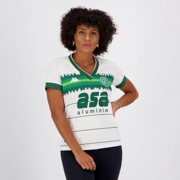Camisa Kappa Guarani II 2021 Feminina