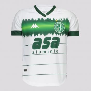 Camisa Kappa Guarani II 2021 Infantil