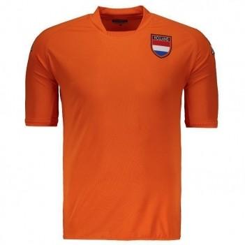 Camisa Kappa Holanda 2002 Kombat