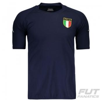Camisa Kappa Itália 2002 Kombat