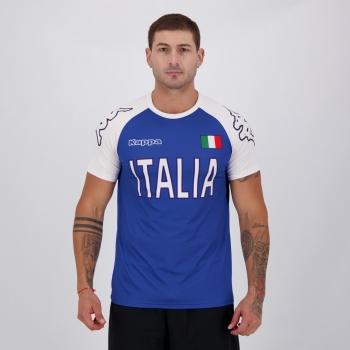 Camisa Kappa Itália Sport