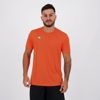 Camisa Kappa Modena Laranja
