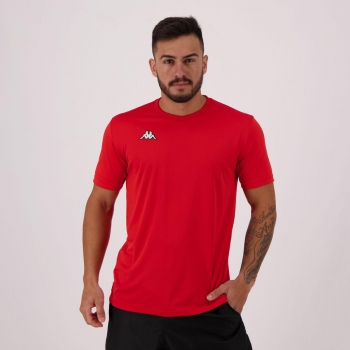 Camisa Kappa Modena Vermelha