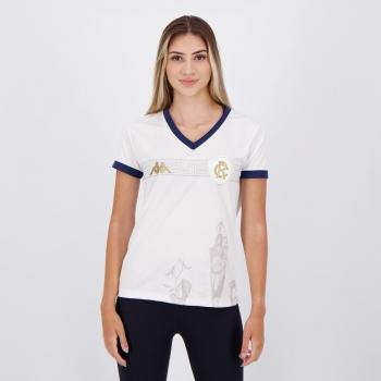 Camisa Kappa Remo Círio de Nazaré 2020 Feminina