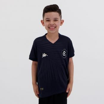 Camisa Kappa Remo I 2021 Infantil