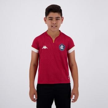Camisa Kappa Remo III 2020 Juvenil