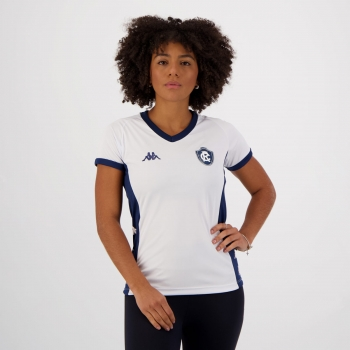 Camisa Kappa Remo Supporter 2021 Feminina