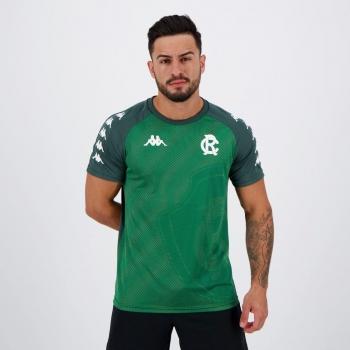 Camisa Kappa Remo Treino 2020 Verde