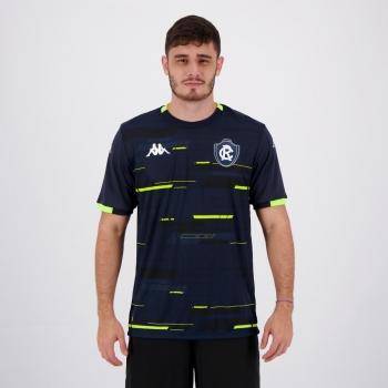 Camisa Kappa Remo Treino 2021