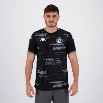 Camisa Kappa Remo Treino Comissão 2021