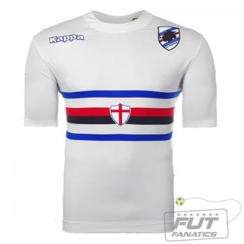 Camisa Kappa Sampdoria Away 2014