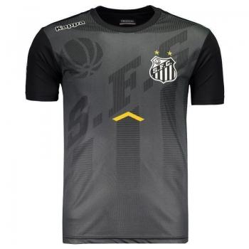 Camisa Kappa Santos Concentração 2017