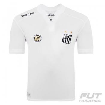 Camisa Kappa Santos I 2016