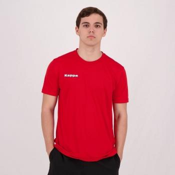 Camisa Kappa Shangai 17 Vermelha
