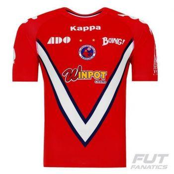 Camisa Kappa Tiburones Rojos Home 2015