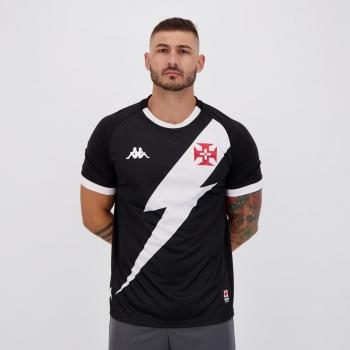 Camisa Kappa Vasco E-Sports 2021