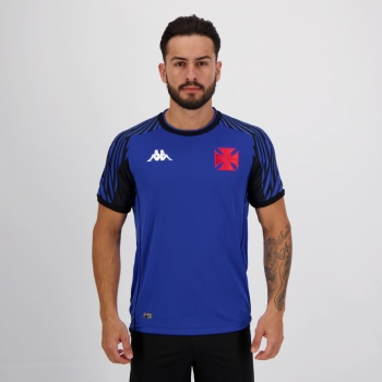Camisa Kappa Vasco Goleiro I 2021
