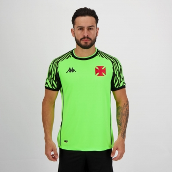Camisa Kappa Vasco Goleiro II 2021