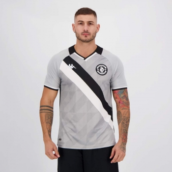Camisa Kappa Vasco Goleiro III 2021