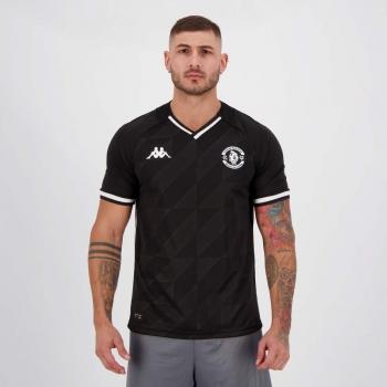 Camisa Kappa Vasco III 2021