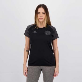 Camisa Kappa Vasco Respeito e Igualdade 2021 Feminina