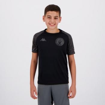 Camisa Kappa Vasco Respeito e Igualdade 2021 Juvenil