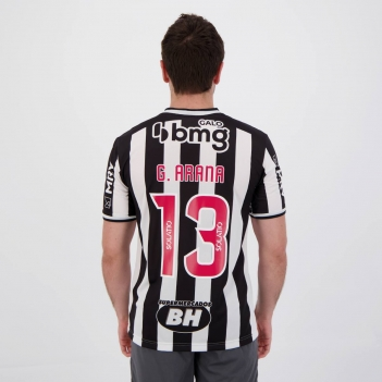Camisa Le Coq Atlético Mineiro I 2021 13 G. Arana