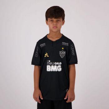 Camisa Le Coq Atlético Mineiro III 2019 Juvenil